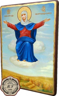 """Икона Богородицы """"Спорительница хлебов"""""""