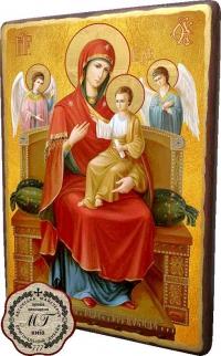 Ікона Богоматері (На замовлення. На дереві. Вибір образу)