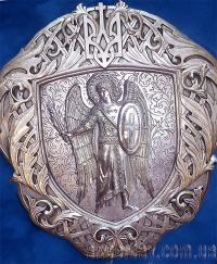 "Сувенир ""Киев"" (серебрение, позолота)"