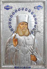 """Ікона іменна """"Лука Кримський"""" (Войно-Ясенецький)"""