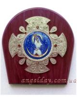 """Икона Богородицы """"Остробрамская"""" (миниатюра)"""