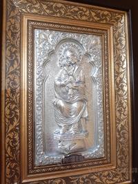 """Ікона БогородицІ """"Почаївська"""" (ростова, 22х30)"""