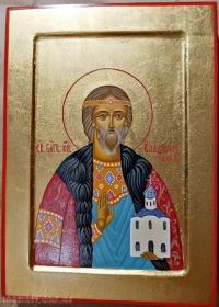 Икона Вашего Святого (Писаная. На заказ)