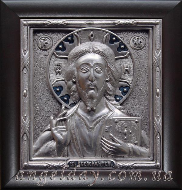 """Икона Иисуса Христа """"Спаситель"""" (малый)."""
