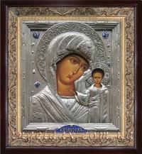 """Икона Богородицы """"Казанская"""", код: 020203"""
