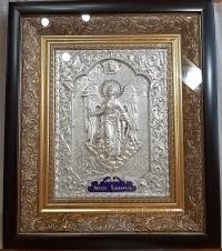 """Икона """"Ангел Хранитель и Нерукотворный Спас"""" №2"""