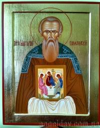 Ікона Вашого Святого (На замовлення. Писана)