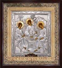 """Икона """"Святая Троица"""" (в позолоченных венцах)"""